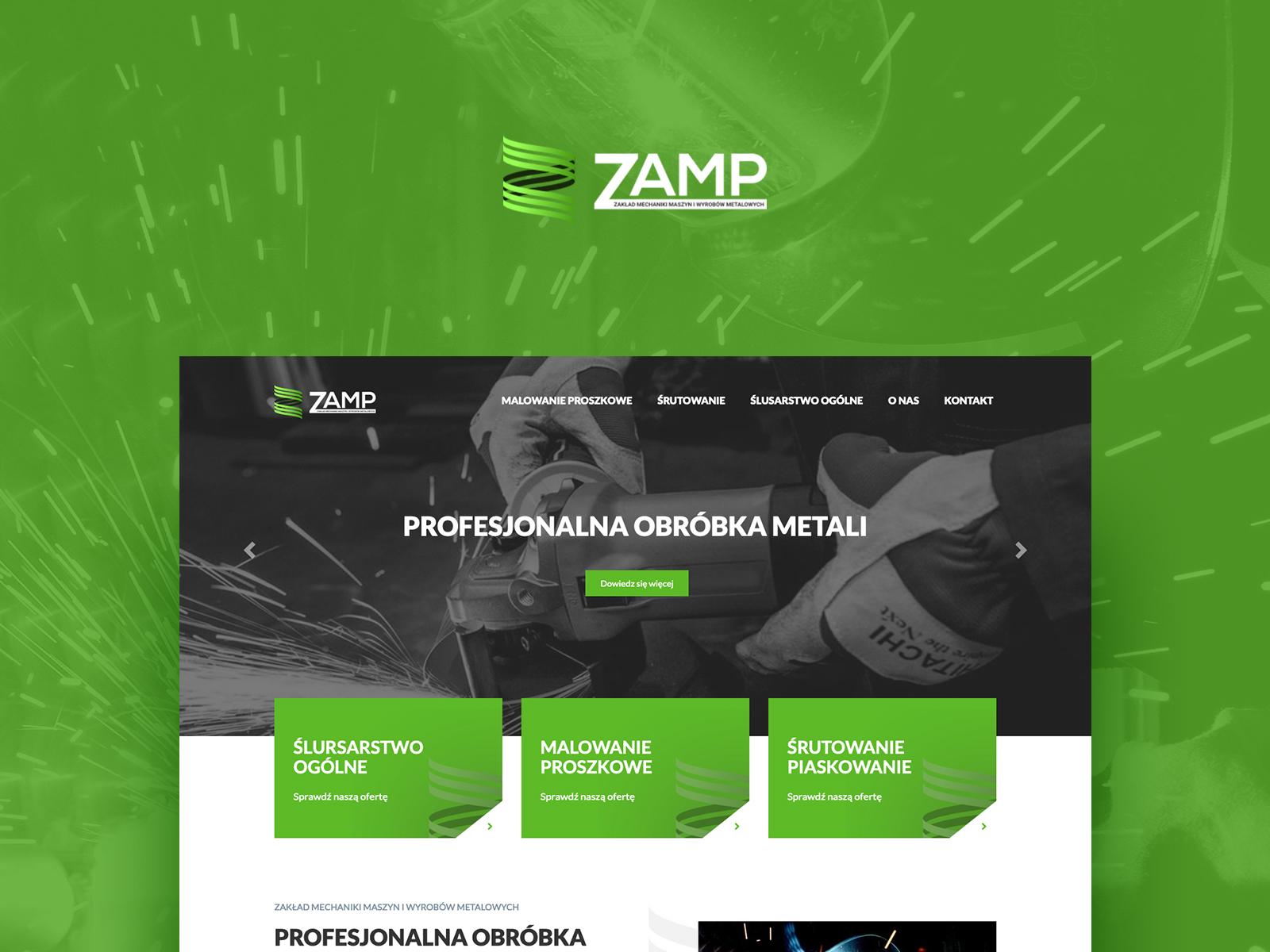 ZAMP.biz - strony internetowe Brodnica